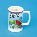 Ohio State Souvenir Tooth Pick Holder
