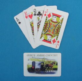 Ohio's Amish Country Playing Cards