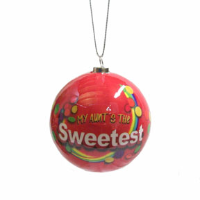 Aunt Gift Ornament
