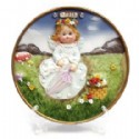 Decorative Plaque - April Angel