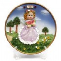 Decorative Plaque - July Angel