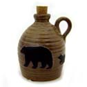 Ceramic Jug With Cork