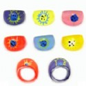 Childrens Costume Jewelry Fashion Rings