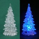 Battery Operated Mini Christmas Tree