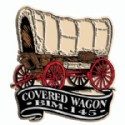 Imprint Magnet Covered Wagon
