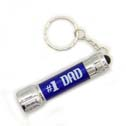 Dad Gift LED Flashlight Keychain