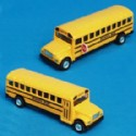 Diecast School Bus
