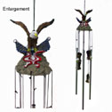 Eagle Wind Chime
