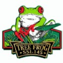 Imprint Magnet Tree Frog