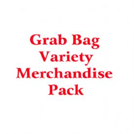 Grab Bag Variety Closeout Merchandise Pack