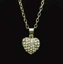 Ladies Heart Necklace