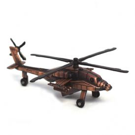 Diecast Helicopter Pencil Sharpener