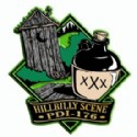 Imprint Magnet Hillbilly Moonshine Scene