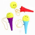Smiley Face Ice Cream Launcher