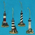 Lighthouse Figurine Ornaments