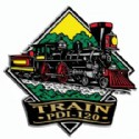 Imprint Magnet Train - Locomotive