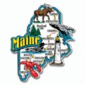 Souvenir Magnets Maine