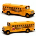 Mini Die-Cast School Bus