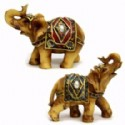 Miniature Elephant Figurines