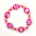 Mom Gift Bead Stretch Bracelet
