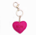 Mom Gift Heart Keychain