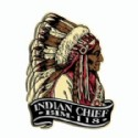 Imprint Magnet Native American Chief