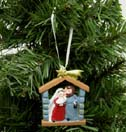 Holiday Nativity Ornament - CLOSEOUT PRICE