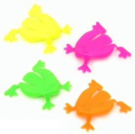 Plastic Toy Frogs