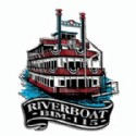 Imprint Magnet Riverboat