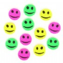 Smiley Face Erasers - Bag is 1 Piece