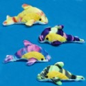 Stuffed Toy Dolphins Tie Dye