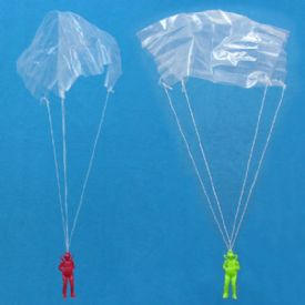 Toy Paratroopers