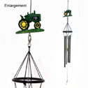 Tractor Wind Chime