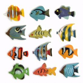 Toy Tropical Fish
