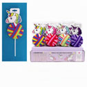Unicorn Lolli Bands Hair Ties